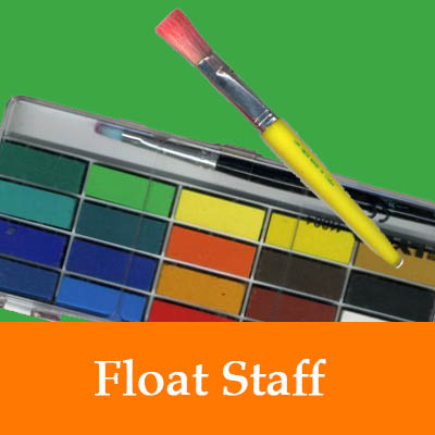 Float staff
